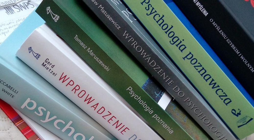 pierwszy rok psychologii