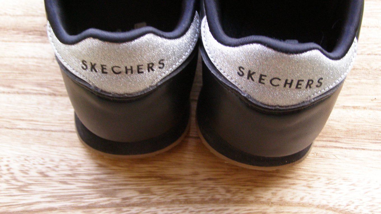 W jakim wieku nie wypada nosić butów ze srebrnymi wstawkami? W moim wypada.
