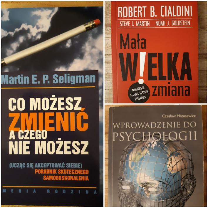 studia psychologiczne jakie książki czytać