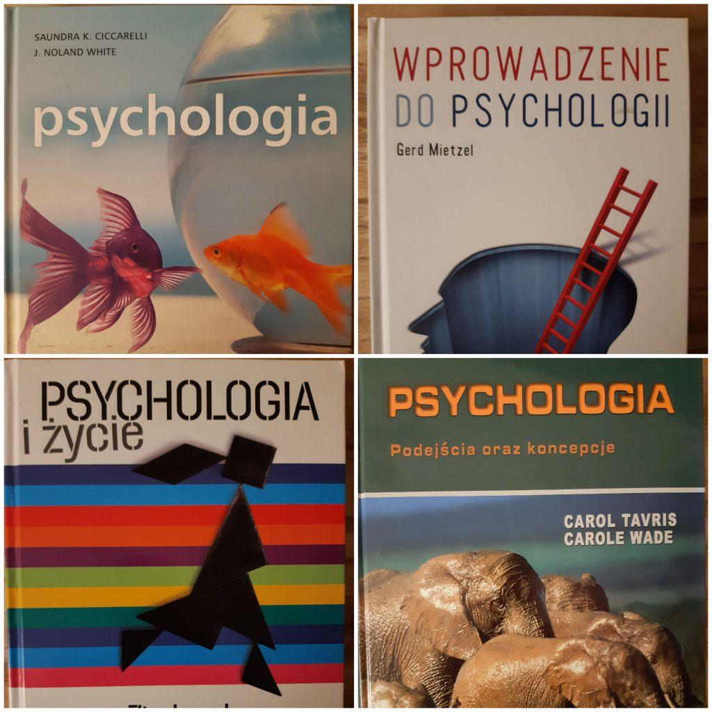 studia psychologiczne jakie książki warto